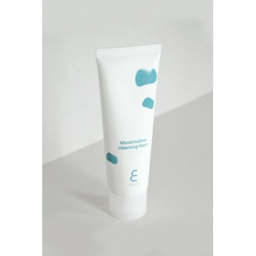 E NATURE Marshmallow cleansing foam